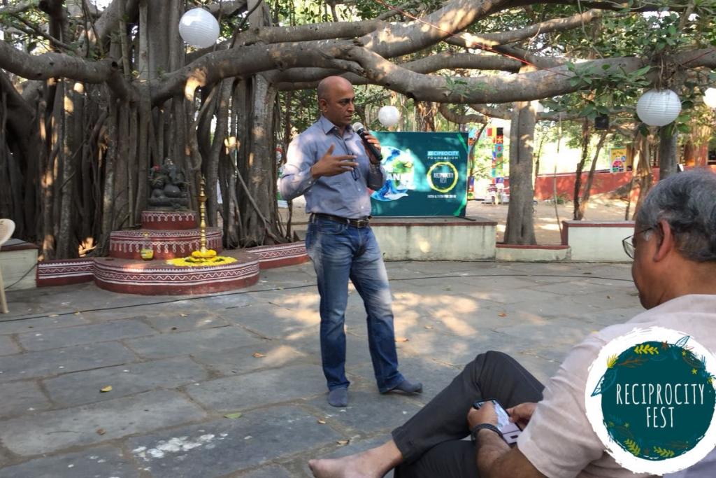 Townhall Mr Raj Cherubal